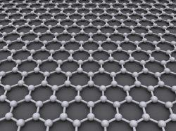 Grafen umožní integrovat elektroniku přímo do bavlny
