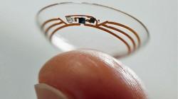 Chytré kontaktní čočky dokáží změřit hladinu cukru