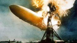 80 let od katastrofy vzducholodi Hindenburg
