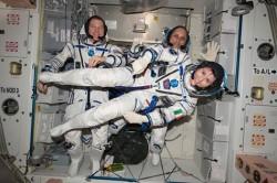 ISS: Expedice 43 se vrací zpátky na Zemi!
