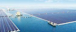 Největší solární farma na světě je v Číně
