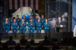 Stát se astronautem je téměř jako vyhrát v loterii