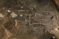 Korea hlásí první nález lidských základových obětí