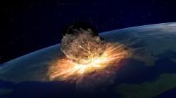 Australští vědci objevili 400 km široký kráter