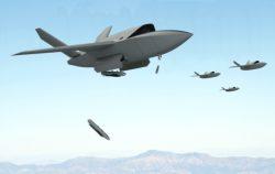 Bojové drony LCAAT budou chránit stíhačky F-35 Lightning II