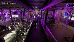 V USA vyvinutý jedinečný laserový systém dorazil do Čech