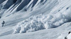 Zatím letos největší lavina měřila 425 metrů