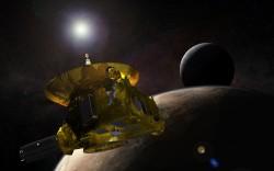 New Horizons má nový cíl!