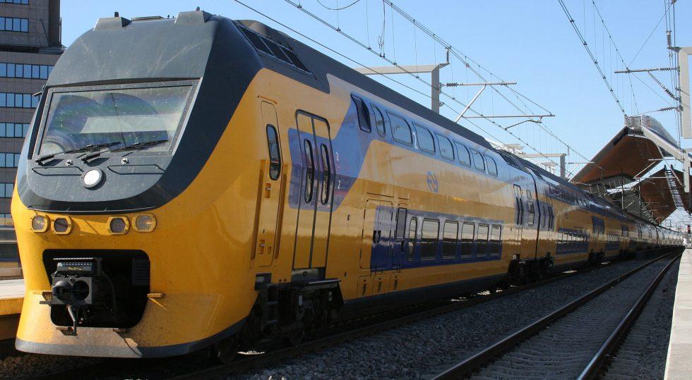 nizozemské železnice