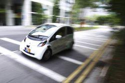 VSingapuru jezdí první samořídící taxi