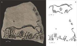Seuratův styl malby ovládali už pravěcí umělci