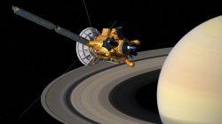 Sonda Cassini se připravuje na velké finále