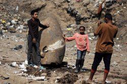 V káhirském slumu archeologové objevili vzácnou sochu