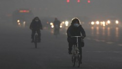 Špatný vzduch dýchá 80% obyvatel měst