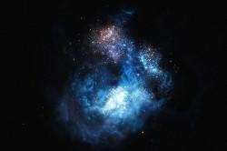 Astronomové pozorovali pozůstatky prvních hvězd