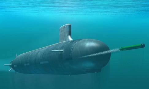 Kvantové šifrování pro ponorky