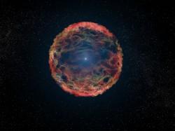 Měsíc obsahuje železo ze supernovy