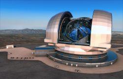 Největší teleskop bude v Chile