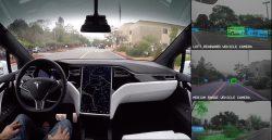 Tesla chce s vylepšeným Autopilotem přejet USA