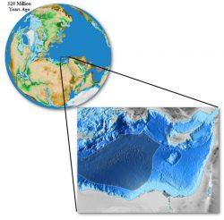 Východní Středomoří skrývá nejstarší oceánské dno