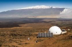 Rok vizolaci kvůli výpravě na Mars