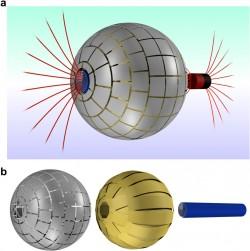 Vědci sestrojili první magnetickou červí díru