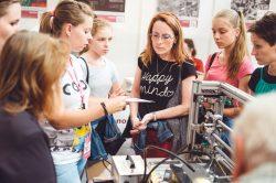 Veletrh vědy přilákal zástupy zájemců o vědu a výzkum