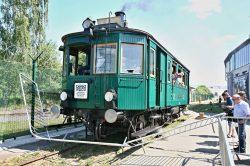 Železniční depozitář v Chomutově bude zpřístupněn po celé léto