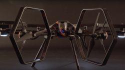 Voliro, nejvšestrannější hexakoptéra