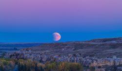 V pondělí dojde k částečnému zatmění Měsíce
