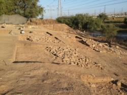 Archeologové objevili bránu města, kde žil Goliáš
