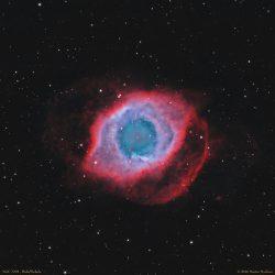 Astrofotografie měsíce září: závěrečné stádium vývoje hvězdy