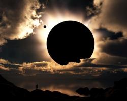 V pátek nastane částečné zatmění Slunce